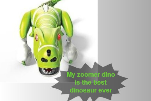 Zoomer Dino Training Tips How To Train Your Zoomer Dino