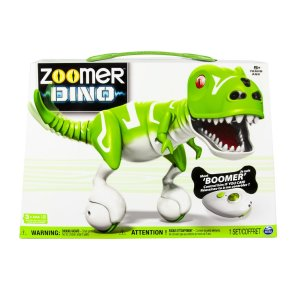 Zoomer Dino Features