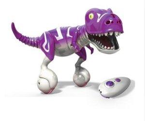 Zoomer Dino Sparky Purple
