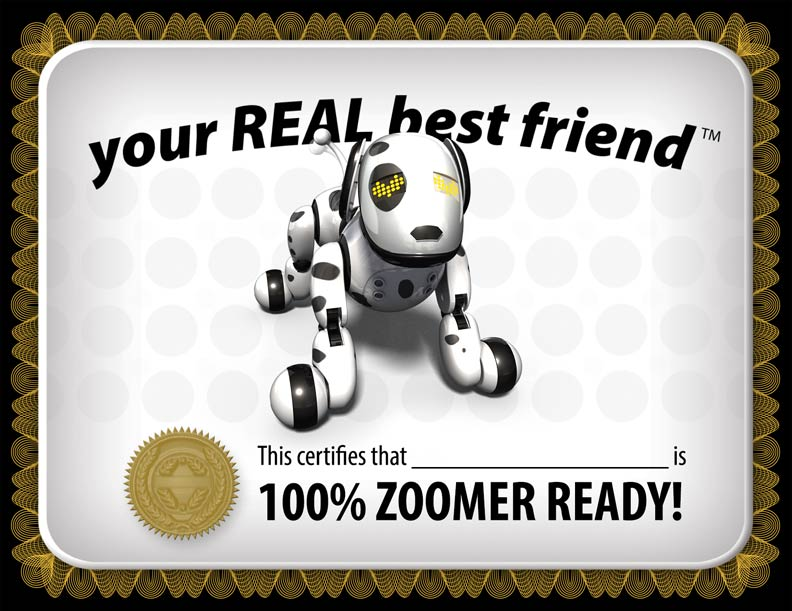 Zoomer  your REAL best friend