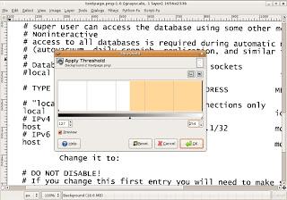 Riconoscimento automatico dei caratteri (OCR) con Linux Ubuntu