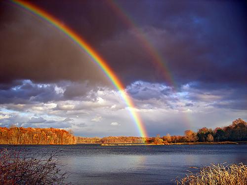 Come Fotografare un Arcobaleno