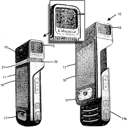 Nokia: nuovo brevetto per lo slide dei telefoni