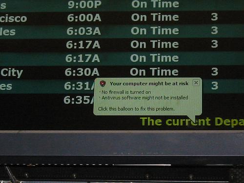 Sicurezza all'Aeroporto