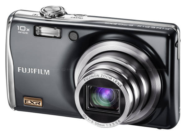 Fujifilm svela la FinePix F70EXR con Super CCD EXR