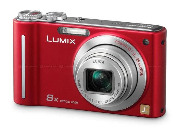 Panasonic Lumix DMC-ZX1 fotocamera compatta