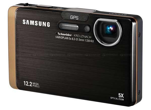 Samsung ST1000: prima fotocamera con GPS e WiFi integrato