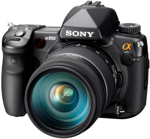 Sony-DSLR-Alpha-850