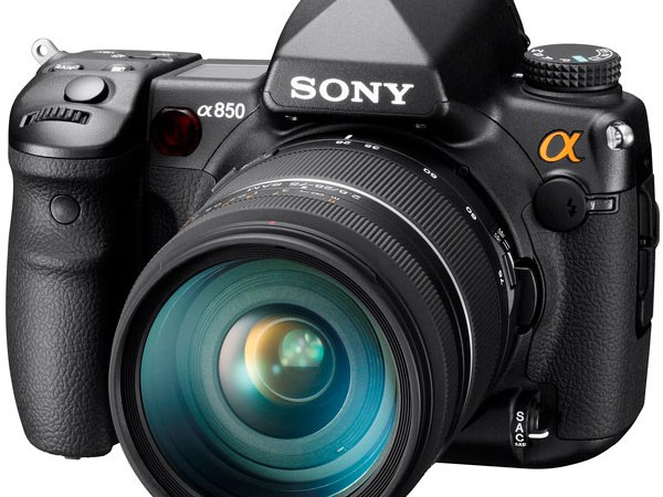 """Sony DSLR-A850, reflex """"Full Frame"""""""