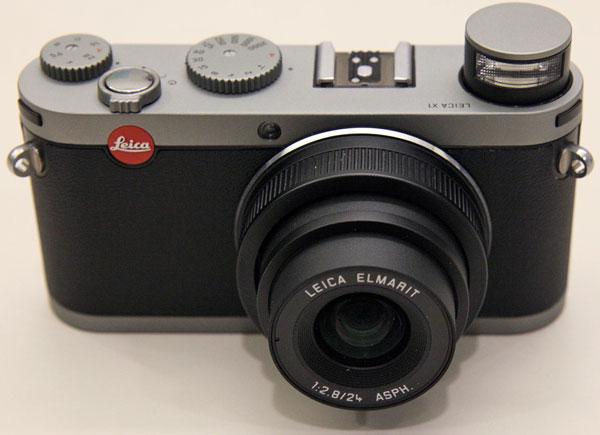 Leica X1 annunciata, uscita a gennaio