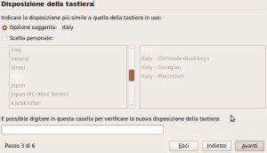 tastiera ubuntu 9.10