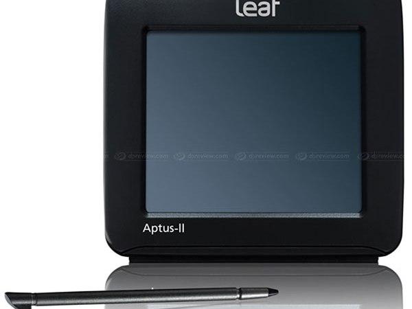 Leaf rilascia il dorso digitale Aptus II 5
