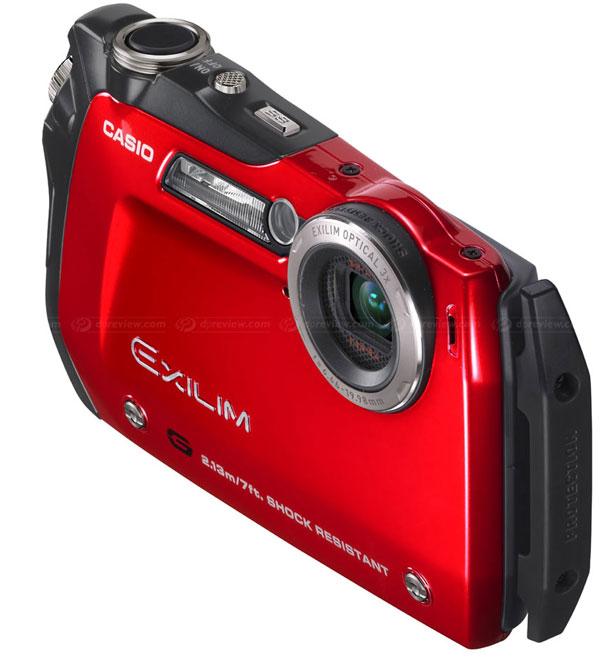 Casio-Exilim-G1-red