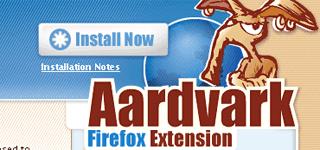 Aardvark: Estensione Firefox per amanti del Web Developer