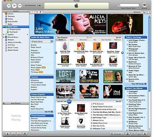 Su iTunes Store Italia gratis ogni martedì una canzone