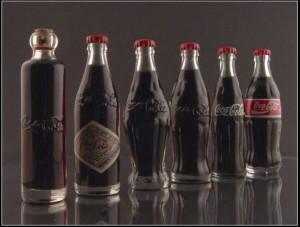 Coca-cola: 100 anni in una foto