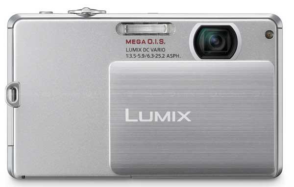 Tre supercompatte da Panasonic: Lumix Slimline FP1, FP2 e FP3