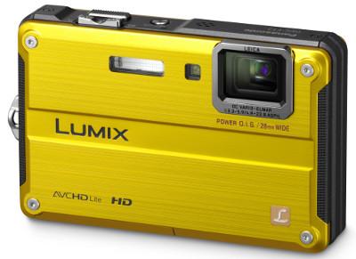 Fotocamera per Immersioni e per gli Sportivi: Panasonic DMC-FT2