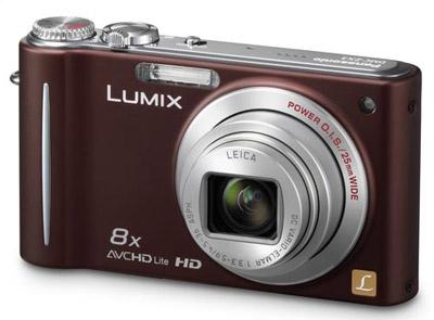 Panasonic Lumix DMC-ZX3, compatta da viaggio