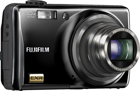 Fujifilm FinePix F80EXR con superCCD EXR