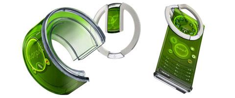 Cellulare pieghevole. Il futuro secondo Nokia