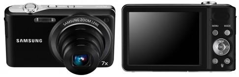 Samsung presenta la PL200. Compatta anche nel prezzo.
