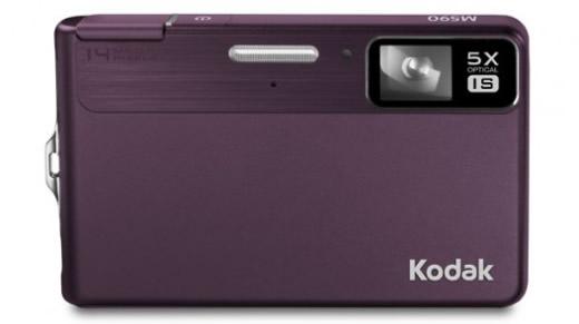 Kodak EasyShare M950: zoom 5x in soli 15mm di spessore!