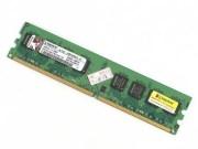 Banco di memoria RAM DDR2 kingstone 800MHz