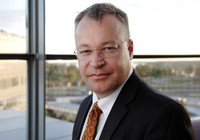 Stephen Elop amministratore delegato di Nokia il primo uomo non finlandese