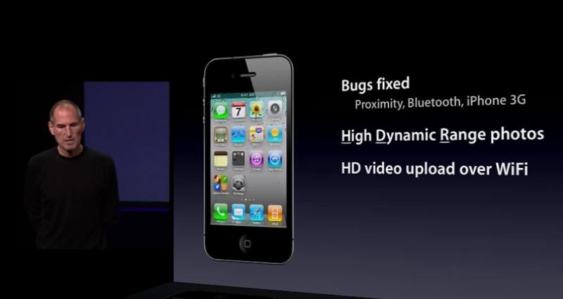 Apple presenta iOS 4.1 e annuncia il 4.2 per novembre