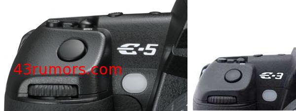 Olympus E-5: annuncio previsto per il 15 settembre