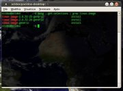 immagine terminale linux