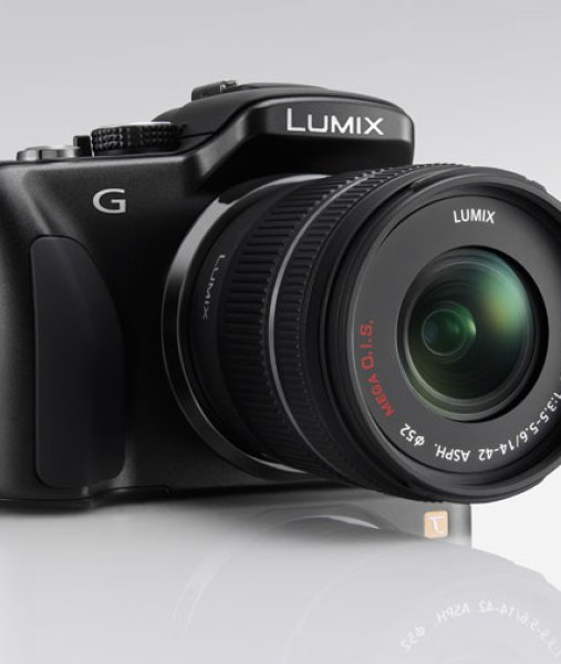 Panasonic DMC G3 - mirrorless
