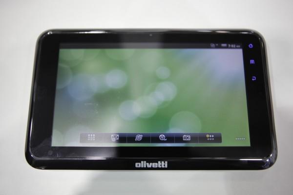 Presentati in Brasile i nuovi Olivetti: Olipad 70 e Olipad 110