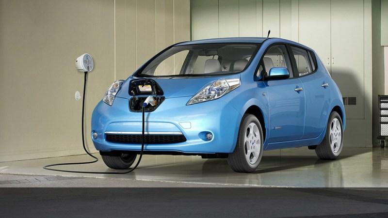 Spot della Nuova Auto Elettrica Nissan Leaf