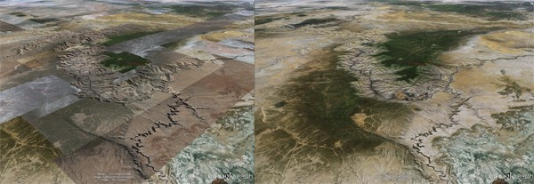 google earth update 2012