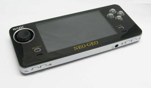 Neo-Geo Ritorna nel Campo dei Videogame Con una Nuova Console