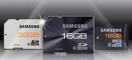 Samsung Presenta Nuove SD e microSD Resistenti in Metallo Satinato