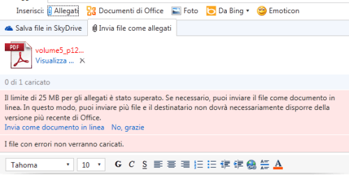 SkyDrive-allegato-outlook-hotmail-microsoft-mail