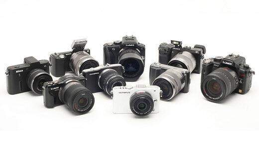 Cosa sono le fotocamere Mirrorless – Prima parte