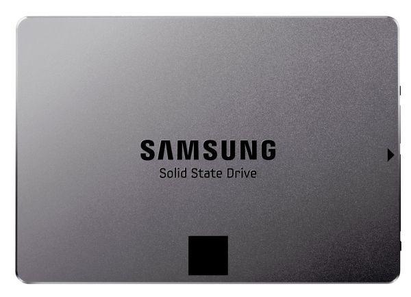 Samsung SSD 840 EVO, Prestazioni Elevate e Capacità Fino ad 1 TB