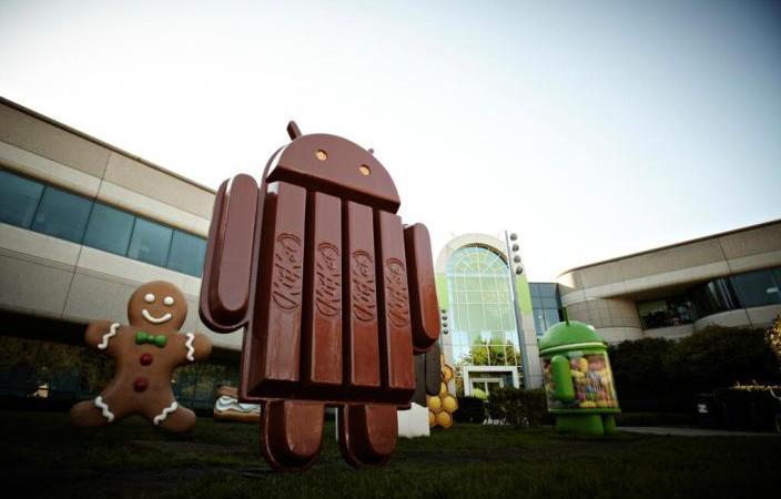 In Arrivo la Versione 4.4 di Android: nome in codice KitKat