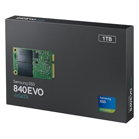SSD 840 EVO mSATA, Samsung prepara la carica agli Ultrabook