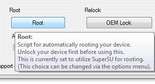 Nexus Root Toolkit - Root