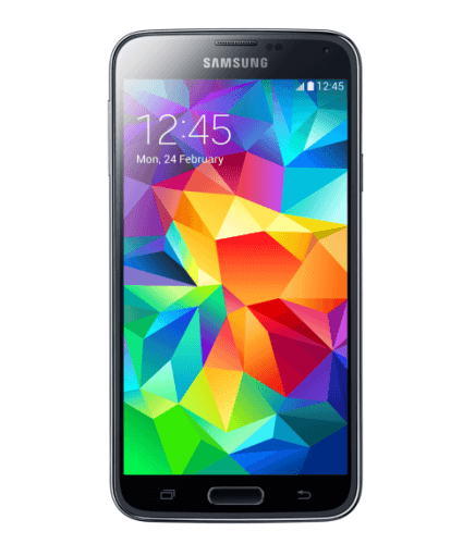 display samsung s5