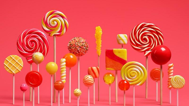 Google Presenta Android Lollipop 5.0