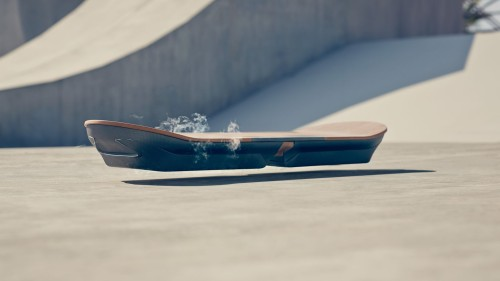 The Lexus Hoverboard