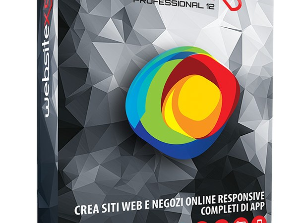 Recensione Incomedia WebSite X5 Professional 12