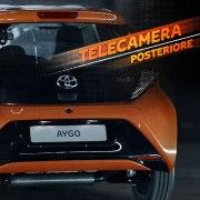 telecamera posteriore AYGO