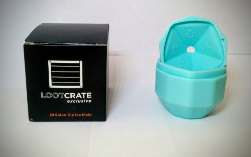 d20 ice mold lootcrate